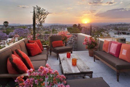 Casita Rooftop Terrace